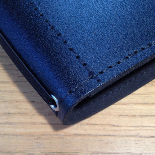 15 Best Images About Notebook Covers Wallpaper Etc On: PWL 9130 Black Leather Pocket Notebook Cover